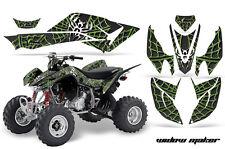Honda TRX 400 EX AMR Racing Graphic Kit Wrap Quad Decal ATV 2008-2014 WIDOW GRN