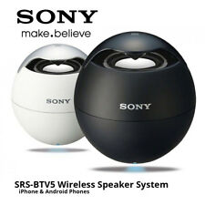 Sony SRS-BTV5 Black Portable Wireless Bluetooth NFC Speaker / iPhone and Android