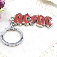 AC/DC Metal Keyring