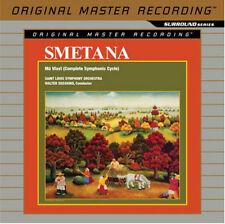 MOFI 4006 | Walter Süsskind & St. Louis Symphony - Smetana - Ma Vlast MFSL SACD