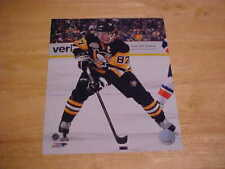 Sidney Crosby Penguins Officially LICENSED 8X10 Photo FREE SHIPPING 3/more