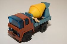 JEAN GERMANY PLASTIC CEMENT MIXER TRUCK EXCELLENT CONDITION.....