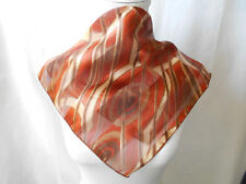 grau silber Tuch Bandana 50 x 50 cm Halstuch *006* NICKITUCH NEU glänzend