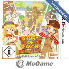 Story of Seasons: Trio of Towns |3DS Nintendo eShop Code | Sofort Download Key