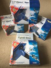 Corgi Aviation Archive Battle of Britain Job Lot intitulée Spitfires, l'ouragan & BF109