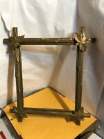 """Vintage Antique Victorian Picture Frame Fits 10"""" by 12"""" Painting"""
