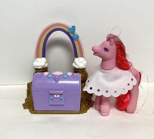 My Little Pony MLP G2 UK 1999 Year 3 Royal Lady Pony Lady Cupcake Complete
