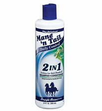 [MANE 'N TAIL] DAILY CONTROL 2 IN 1 ANTI-DANDRUFF SHAMPOO & CONDITIONER 12OZ