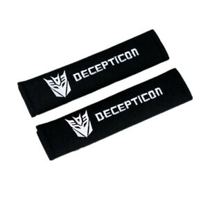 Car Seat Belt Covers Shoulder Pads Protect Safety Cushion Cotton for DECEPTICON