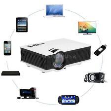 UC46 WIFI Mini Portable HD LED Video Home Cinema Projector Miracast DLNA TV W7M3