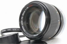 Exc+++ Canon FD 85mm f/1.8 f 1.8 S.S.C. SSC Lens *26090
