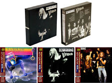 "SCORPIONS ""In Trance"" Japan Mini LP 3 CD Box"