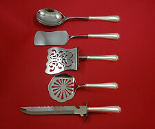 Fairfax by Durgin Gorham Sterling Silver Brunch Serving Set 5 Piece Hhws Custom