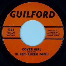 GROSS NATIONAL PRODUCT: Cover Girl USA Guilford Baltimore Garage Psych 45 MP3