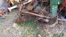 "Ih McCormick Farmall A 12"" 1 Bottom handlift dirt Moldboard Turning Plow"