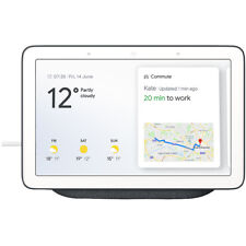 Google Home Hub Anthracite