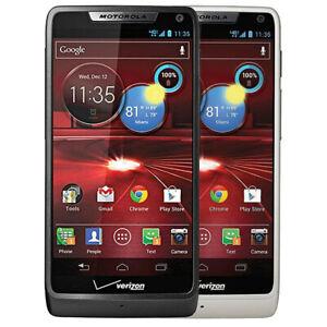 Motorola XT907 Droid Razr M 8GB Verizon Smartphone - Good
