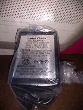 Radio Shack Ac Adapter Replacement power Cord plug H11920Xhboc