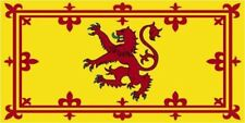 Wholesale Lot 6 Scotland Scottish Lion Royal Country Decal Bumper Sticker