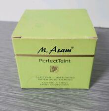 M. Asam Perfect Teint Skincare 1.69 fl oz Controls Shine Evens Complexion NEW