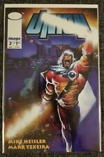 Union #2, Image Comics 1993