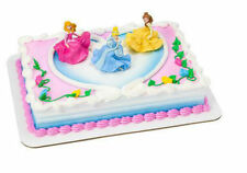 Disney Princess three figurines cake decoration Decoset topper set keepsake toy