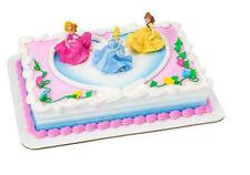 Disney Princess three figurines cake decoration Decoset topper set keepsake toy