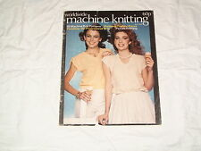 KNITTING MACHINE MAGAZINE  WORLDWIDE MACHINE KNITTING AUGUST 1979