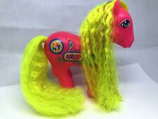 Vtg My Little Pony G1 Sweet Notes 1990 Rockin' Beat Ponies Hasbro