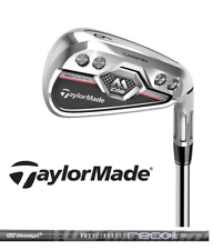 TaylorMade MCGB Irons 2018 (5-SW)- Graphite REGULAR Flex Mens Right Handed-New