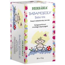 Herbaria BABY SMILE Fenouil thé digestif estomac thé pour calmer colique -20 int...