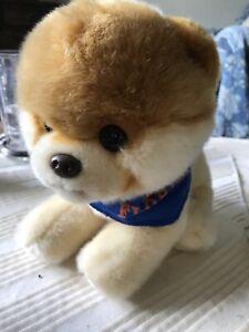 Soft GUND Boo The World's Cutest Dog Plush Pomeranian Stuffed Animal Toy