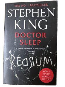 Doctor Sleep by Stephen King (paperback)