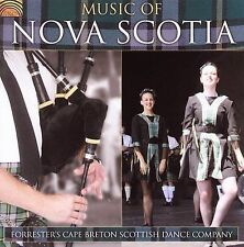 Forrester's Cape Bretton Scottish: Music of Nova Scotia, New Music