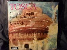 G. Puccini- Tosca / Maazel     2 LP-Box