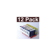 12 CLI-8 Ink for Canon Pixma Pro 9000 iP6600D MP950