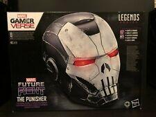 IN STOCK Marvel Legends IRON MAN Punisher War Machine Electronic Helmet Replica