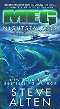 MEG: Nightstalkers: By Alten, Steve