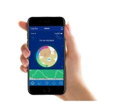 MonBaby MONBBLUE1 Smart Baby Monitor - Blue