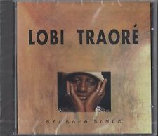 "LOBI TRAORE   ""Bambara Blues""  NEW IMPORT BLUES CD-SEALED-RARE--LAST ONE!"
