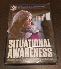 Situational Awareness Vol. 1 (DVD, Self-Defense Continuing Education Series) NEW