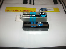 ****FURIOUS BOX LIGHT****FLASHING AND UNLOCKING BOX***