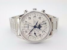 Longines Master Collection Stainless Steel Silver Automatic L2.673.4