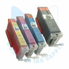 4 PACK PGI-270XL CLI-271 Ink for Canon Printer PIXMA TS5020 TS6020 TS8020 TS9020