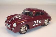 Brumm 1/43 Porsche 356 Coupe Mille Miglia (1952) Startnummer 234 #4211