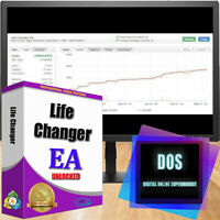 EA forex Life Changer reliable and profitable for MT4