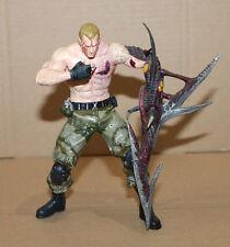 Resident evil 4 Jack Krauser Action Figur figure  (Neca)