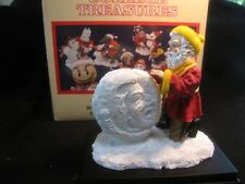 Florida State Seminoles Mascot & Snowman from Slavic Treasures