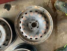 Fiat Grande Punto 199 Stahlfelge 6Jx15H2 4x100 ET43 ML56,5 51763241 Stahl Felge
