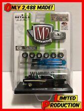 M2 MACHINES AUTO-WHEELS Limited Production 1957 FORD FAIRLANE /2,488 (34001) NIB